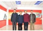 空军指挥学院原副院长刘晓连将军一行莅临山东pinnacle sports参观考察