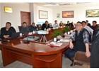 新疆维吾尔自治区锅炉(电采暖)行业协会一行莅临山东pinnacle sports产业园参观考察