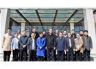 热烈欢迎湘西州委常委、古丈县委书记杨彦芳一行莅临bwinapp产业园考察指导